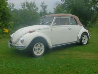 Used 1971 Volkswagen Beetle Cabriolet Super Beetle for sale in Yarker, ON