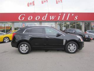 Used 2013 Cadillac SRX LUXURY! HEATED LEATHER MEMORY SEATS! for sale in Aylmer, ON