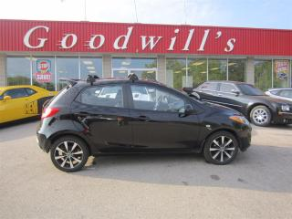 Used 2011 Mazda MAZDA2 ROOF RACK! SPORTY STANDARD! DECENT MILEAGE! for sale in Aylmer, ON