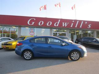 Used 2014 Kia Forte LX+! CLEAN CARPROOF! HEATED SEATS! BLUETOOTH! for sale in Aylmer, ON