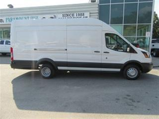 Used 2015 Ford TRANSIT 350 Diesel Dually High, super long cargo van for sale in Richmond Hill, ON