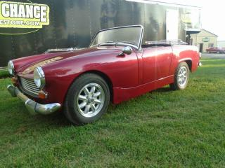 Used 1963 MG Midget Custom Sport for sale in Yarker, ON