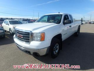 Used 2008 GMC SIERRA 3500 SLE EXT CAB 4WD for sale in Calgary, AB