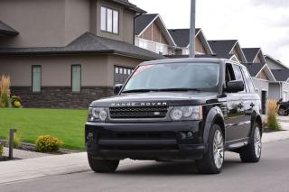 Used 2011 Land Rover Range Rover Sport LUX for sale in Estevan, SK