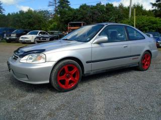 Used 2000 Honda Civic SI for sale in Yarker, ON