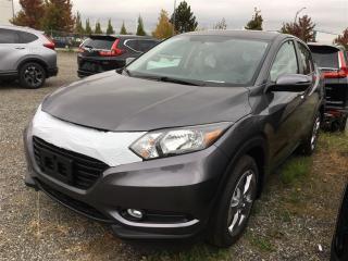 New 2018 Honda HR-V EX for sale in Richmond, BC