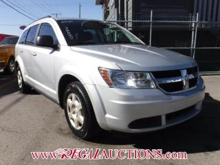Used 2010 Dodge JOURNEY  4D UTILITY FWD for sale in Calgary, AB