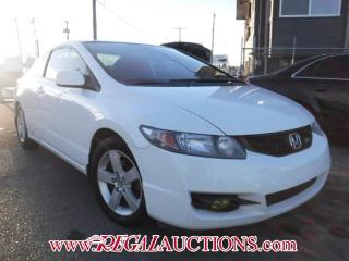 Used 2010 Honda CIVIC SI 2D COUPE for sale in Calgary, AB