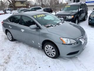 Used 2014 Nissan Sentra S for sale in Hornby, ON