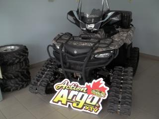 Used 2014 Suzuki Eiger Quadrunner King Quad 750 for sale in Paris, ON