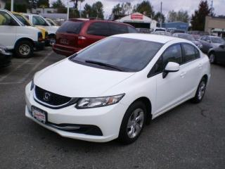 Used 2013 Honda Civic LX for sale in Surrey, BC