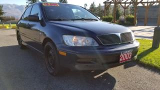 Used 2003 Mitsubishi Lancer OZ-Rally for sale in West Kelowna, BC