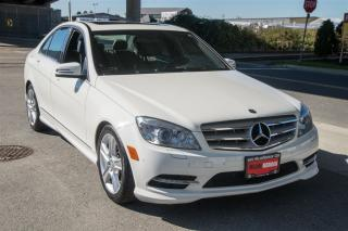 Used 2011 Mercedes-Benz C-Class C300 4MATIC for sale in Langley, BC
