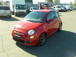 Used 2012 Fiat 500 Sport for sale in Burnaby, BC