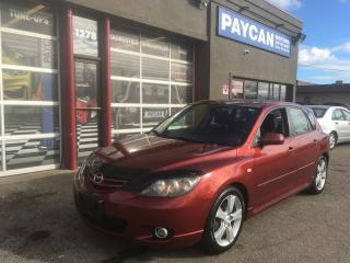 Used 2006 Mazda MAZDA3 GS for sale in Kitchener, ON
