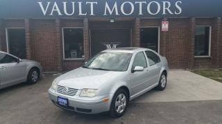 Used 2003 Volkswagen Jetta GLS 1.8T WARRANTY INCLUDED for sale in Brampton, ON