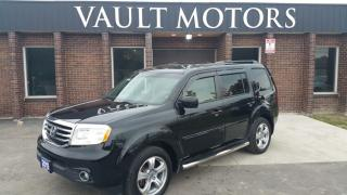 Used 2012 Honda Pilot EX-L REAR DVD WARRANTY INCLUDED for sale in Brampton, ON