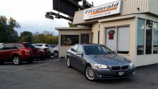 Used 2011 BMW 535 I i xDrive - HUD! NAVIGATION! for sale in Kitchener, ON