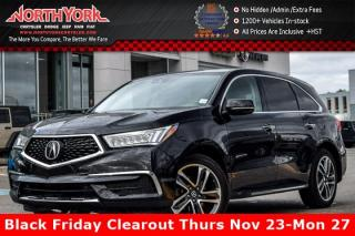 Used 2017 Acura MDX Tech Pkg|SH-AWD|RearDVD|Blind-Spot|Heat Seats|Sunroof|Nav|20