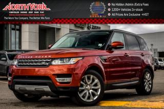 Used 2014 Land Rover Range Rover Sport HSE 4x4|5+2SeatingPkg|Sunroof|Nav|Leather|20