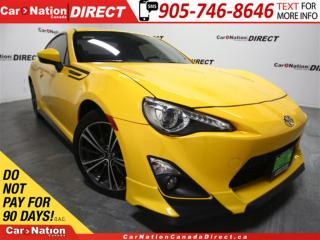 Used 2015 Scion FR-S Release Series 1.0| NUMBERED CAR| TRD EXHAUST| for sale in Burlington, ON
