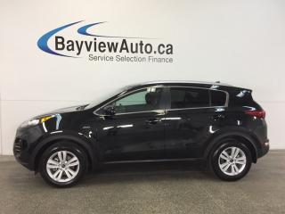 Used 2017 Kia Sportage LX - AWD|GDI|ALLOYS|HTD STS|REV CAM|BLUETOOTH! for sale in Belleville, ON