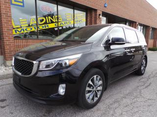Used 2016 Kia Sedona SX+ Leather - 7 Passenger for sale in Woodbridge, ON