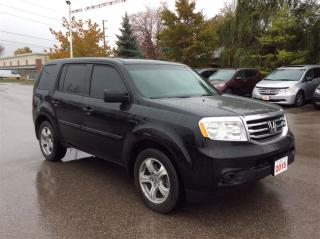 Used 2015 Honda Pilot LX for sale in Milton, ON