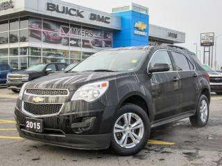 Used 2015 Chevrolet Equinox LT, FWD, REAR VISION CAMERA ONLY 36K!!! for sale in Ottawa, ON