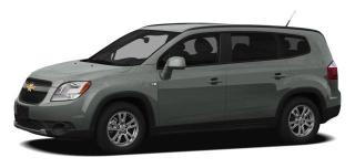 Used 2012 Chevrolet Orlando 1LT for sale in Port Coquitlam, BC