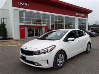 Used 2017 Kia Forte LX for sale in Newmarket, ON