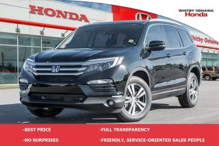 Used 2017 Honda Pilot EX-L w/Navi for sale in Whitby, ON