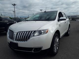 Used 2014 Lincoln MKX for sale in Scarborough, ON