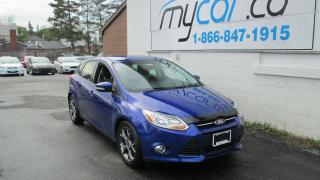 Used 2013 Ford Focus SE for sale in Richmond, ON