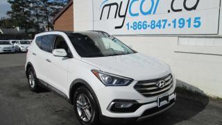 Used 2017 Hyundai Santa Fe Sport 2.4 SE for sale in North Bay, ON