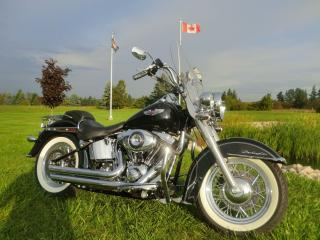 Used 2012 Harley-Davidson Softail FLSTN SOFTAIL DELUXE for sale in Blenheim, ON