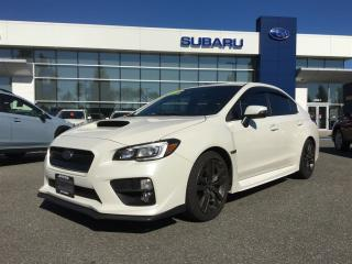 Used 2016 Subaru WRX Sport-tech Package - No Accidents for sale in Port Coquitlam, BC