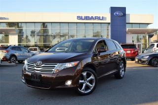 Used 2010 Toyota Venza Base V6 AWD - 60,000 Kms/ No Accidents for sale in Port Coquitlam, BC