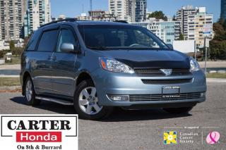 Used 2005 Toyota Sienna LE 7 SEATS + LOW KMS + NO ACCIDENTS + LEATHER! for sale in Vancouver, BC
