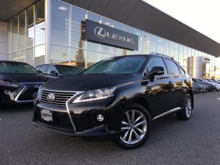 Used 2015 Lexus RX 350 Touring Pkg for sale in Surrey, BC