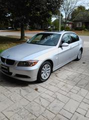 Used 2007 BMW 328i Sedan for sale in London, ON