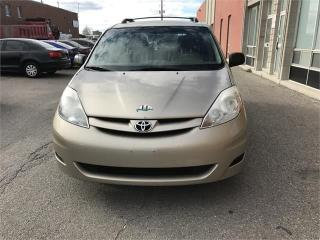 Used 2008 Toyota Sienna CE for sale in Brampton, ON