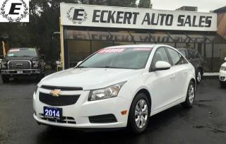 Used 2014 Chevrolet Cruze LT1 ONLY 19000KM!!!!!! for sale in Barrie, ON