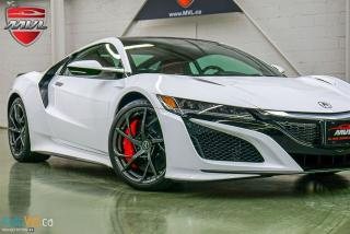 Used 2017 Acura NSX SH-AWD Hybrid -LEASE ONLY- for sale in Oakville, ON