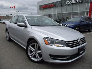 Used 2012 Volkswagen Passat 2.5L Comfortline | ALLOYS | LEATHER | SUNROOF | for sale in St Catharines, ON