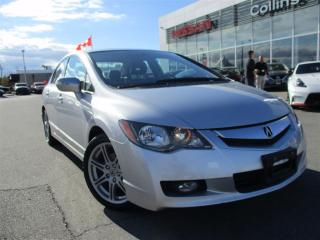 Used 2009 Acura CSX ALLOYS | LEATHER | HTD SEATS | LOW KM'S for sale in St Catharines, ON