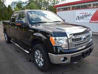 Used 2014 Ford F-150 XLT XTR 4x4 SuperCrew Cab 6.5 ft. box 157 in. WB for sale in Brantford, ON