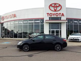 Used 2014 Toyota Corolla S for sale in Ottawa, ON