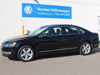 Used 2013 Volkswagen Passat 2.0 TDI Comfortline for sale in Edmonton, AB