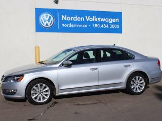 Used 2012 Volkswagen Passat 2.0 TDI Highline for sale in Edmonton, AB